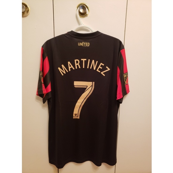 best authentic 8d156 2241a ATL UNITED-Martinez Jersey Boutique